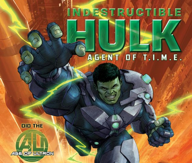 INDESTRUCTIBLE HULK 11 (NOW, WITH DIGITAL CODE)