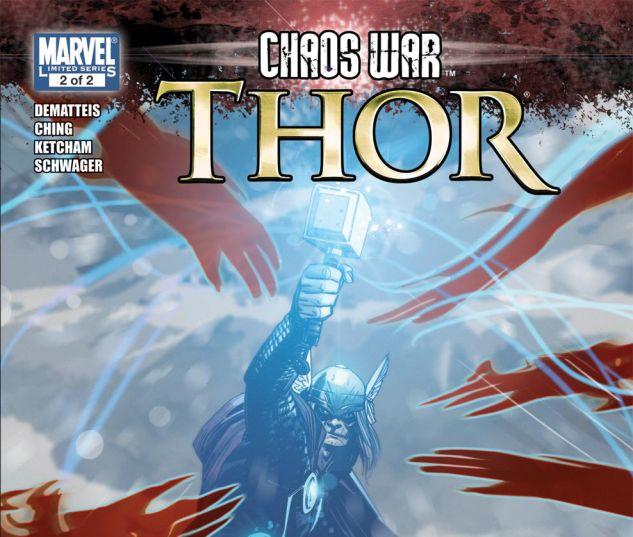 Chaos War: Thor (2010) #2
