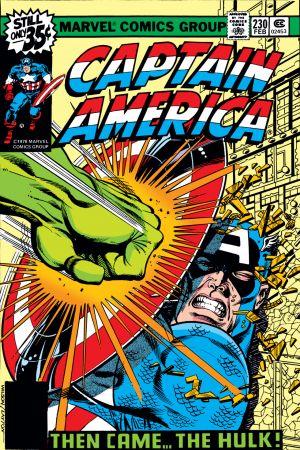 Captain America (1968) #230