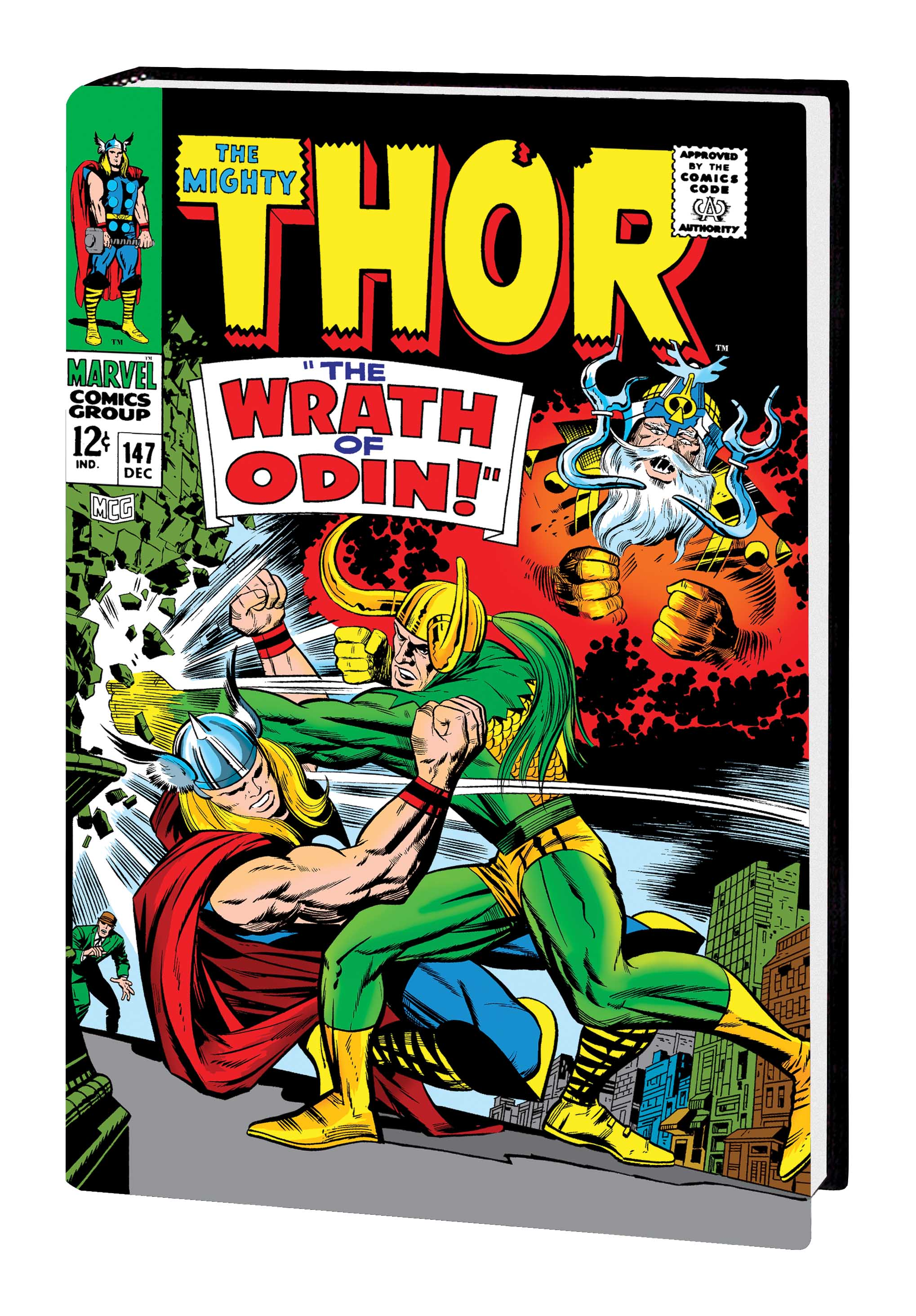 The Mighty Thor Omnibus (Hardcover)