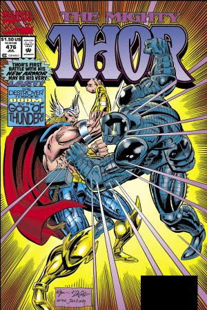 Thor (1966) #476