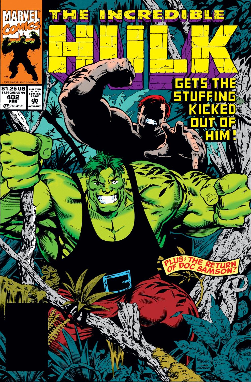 Incredible Hulk (1962) #402