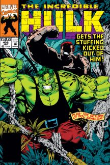 Incredible Hulk (1962) #402 Cover