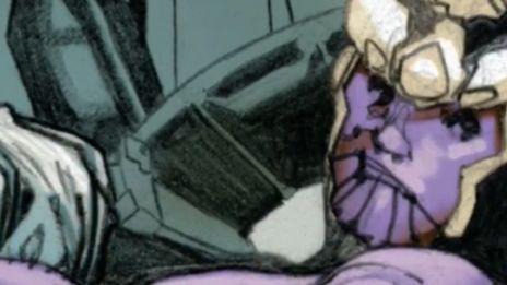 Marvel AR: Thanos & Son