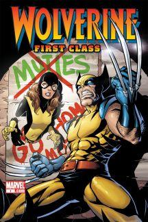 Wolverine: First Class (2008) #1