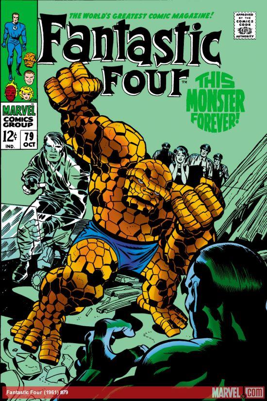 Fantastic Four (1961) #79