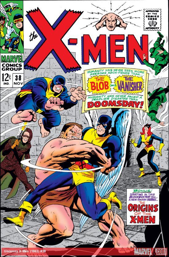 Uncanny X-Men (1963) #38