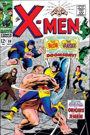Uncanny X-Men #38
