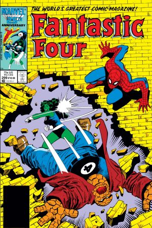 Fantastic Four (1961) #299