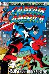 Captain America (1968) #258 Cover