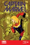 CAPTAIN MARVEL 5 (ANMN, WITH DIGITAL CODE)