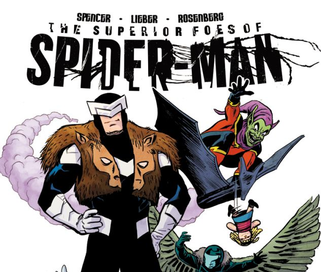 THE SUPERIOR FOES OF SPIDER-MAN 13 (WITH DIGITAL CODE)