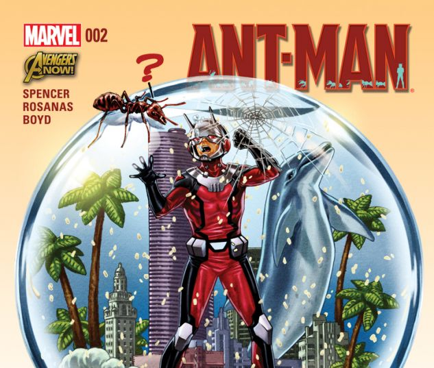 ANT-MAN 2 (WITH DIGITAL CODE)