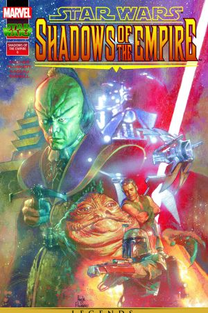 Star Wars: Shadows Of The Empire (1996) #6