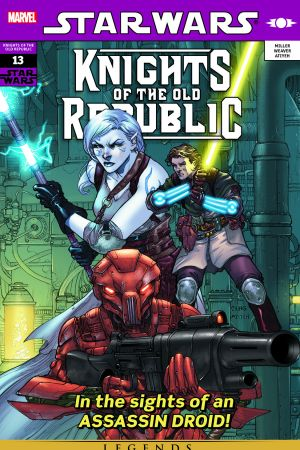 Star Wars: Knights Of The Old Republic (2006) #13