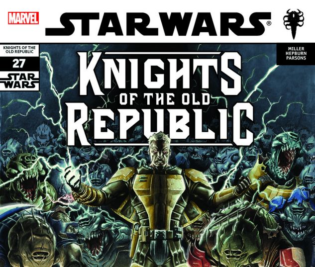 Star Wars: Knights Of The Old Republic (2006) #27