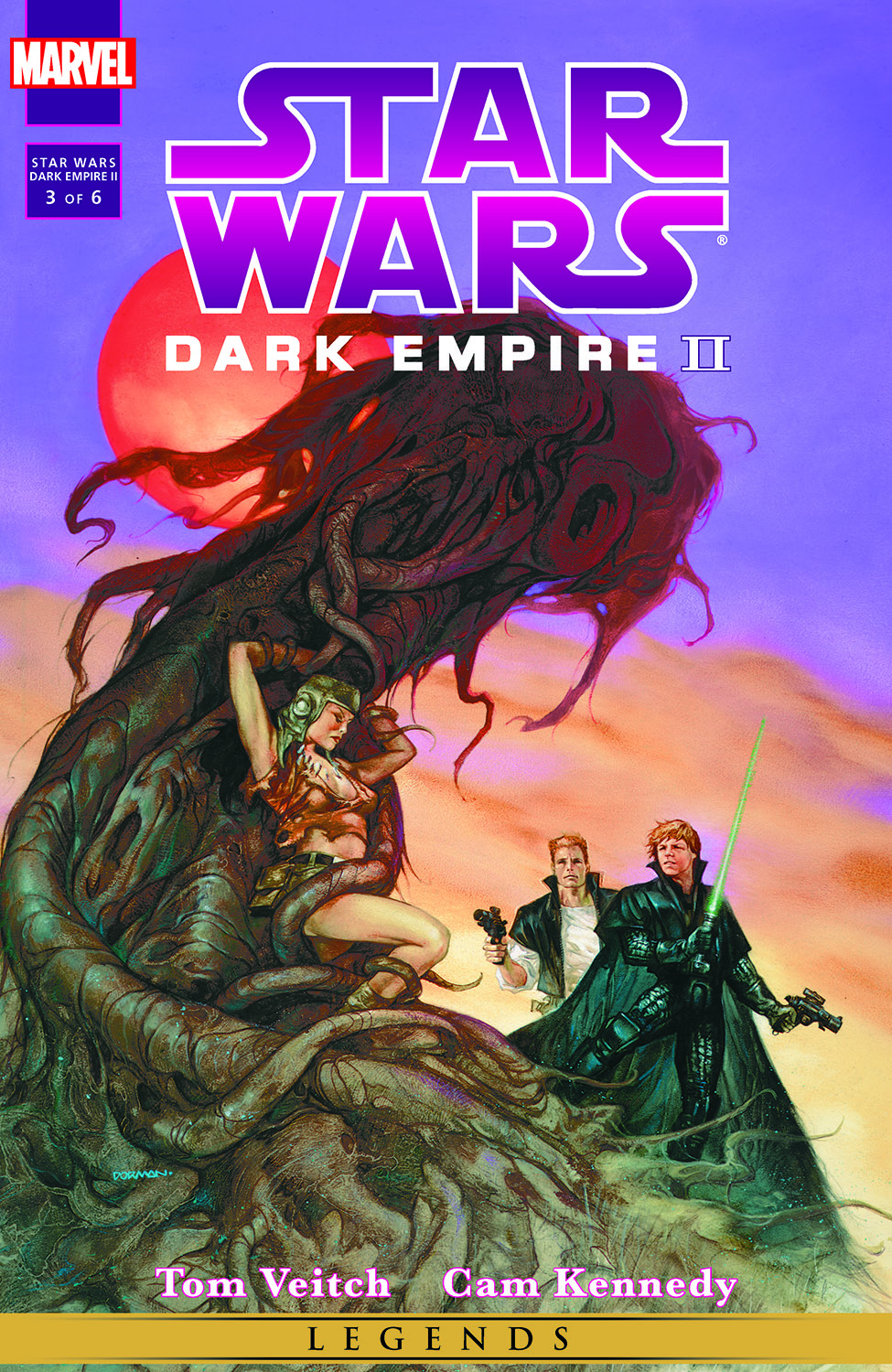 Star Wars: Dark Empire II (1994) #3