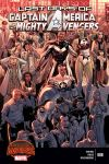 CAPTAIN AMERICA & THE MIGHTY AVENGERS 8 (SW, WITH DIGITAL CODE)