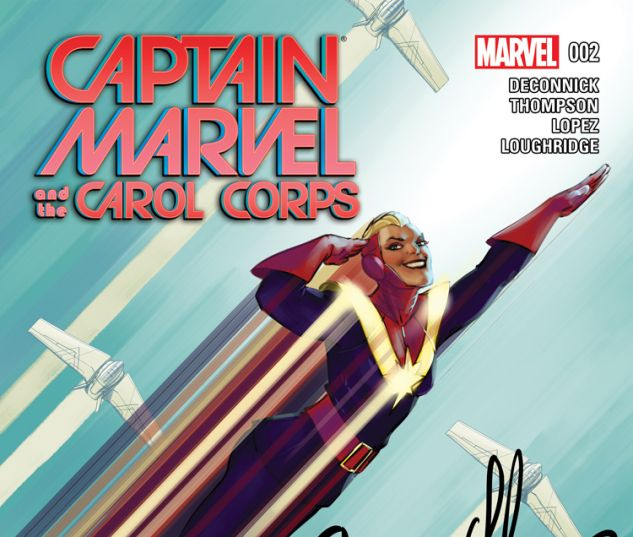 CAPTAIN MARVEL & THE CAROL CORPS 2 (SW, WITH DIGITAL CODE)