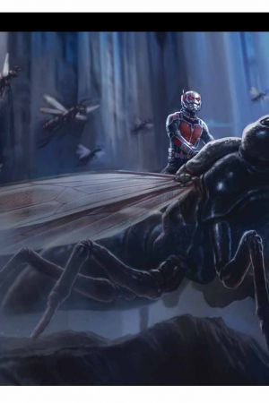 Marvel's Ant-Man: The Art of the Movie (Hardcover)