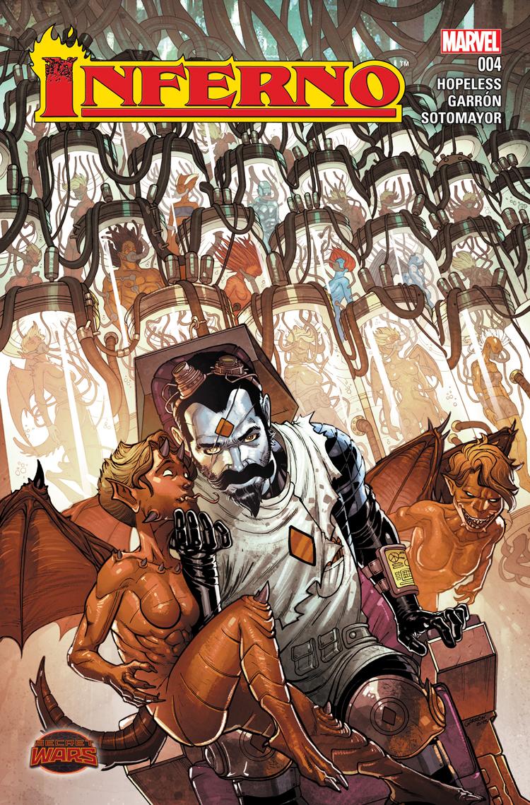 Inferno (2015) #4