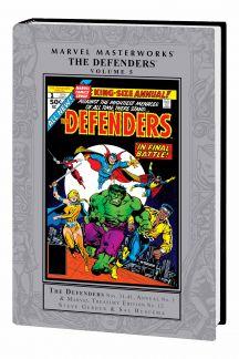 Marvel Masterworks: The Defenders Vol. 5 (Hardcover)