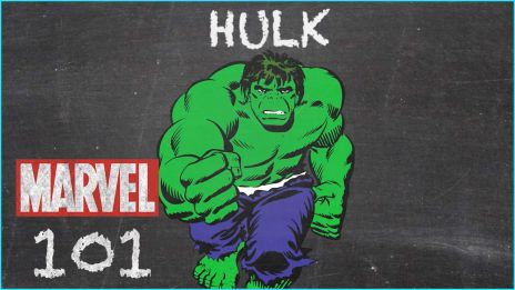 A Doctor and a Monster - Hulk - MARVEL 101