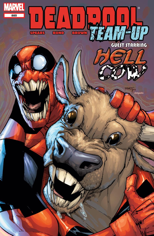 Deadpool Team-Up (2009) #885