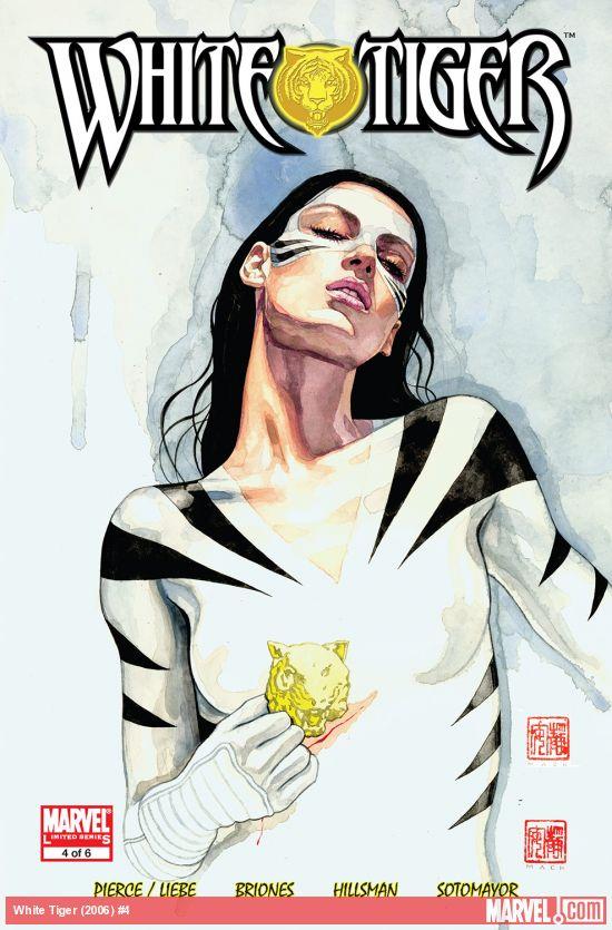 White Tiger (2006) #4