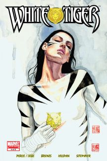 White Tiger #4
