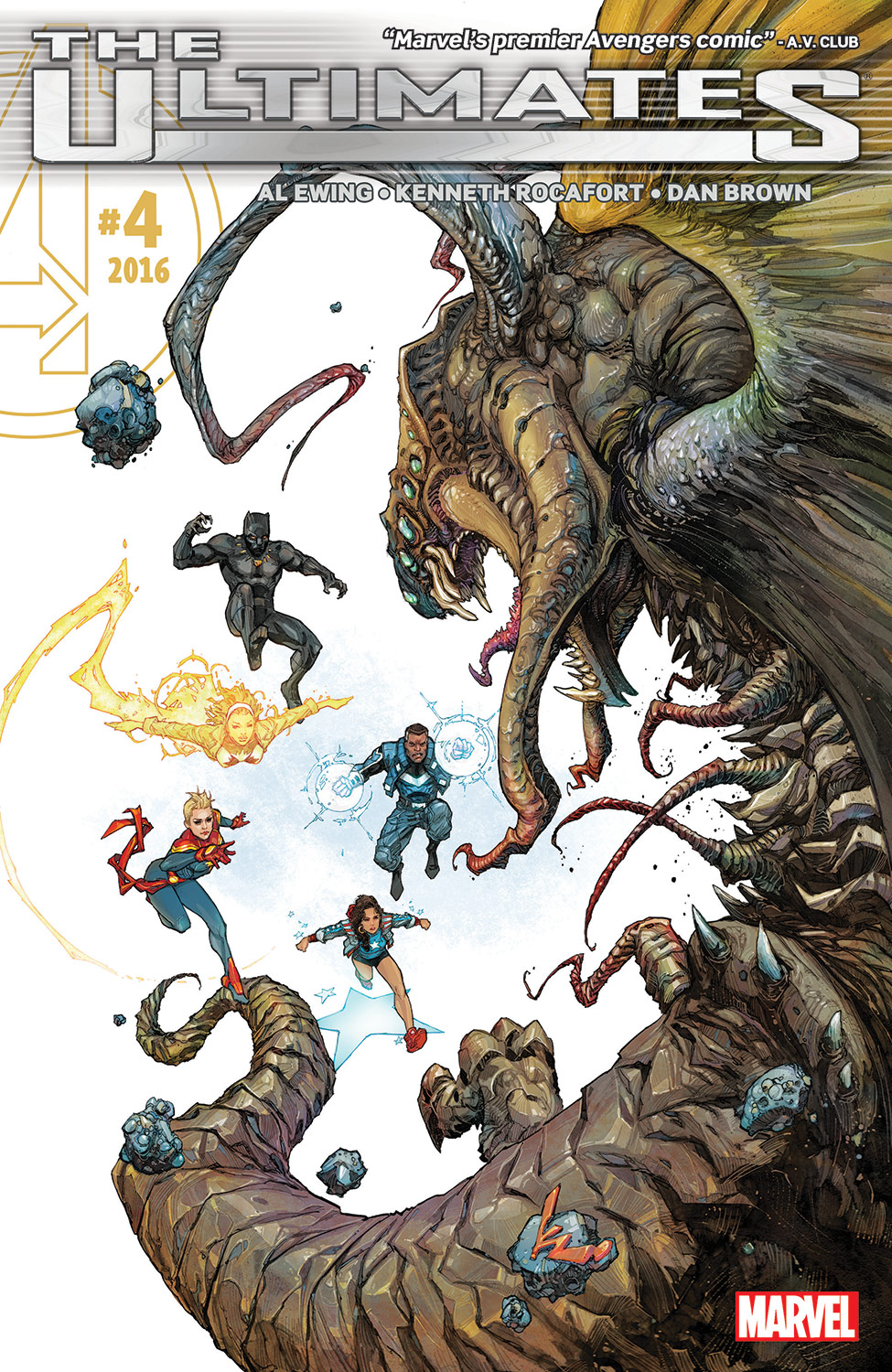 Ultimates (2015) #4