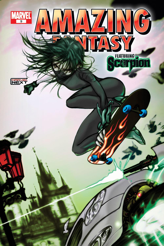 Amazing Fantasy (2004) #9