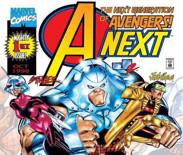 A-NEXT (1998) #12