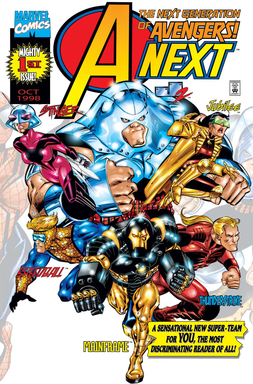 A-Next (1998) #1