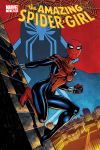 AMAZING SPIDER-GIRL (2006) #14 Cover
