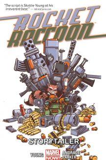 Rocket Raccoon Vol. 2: Storytailer (Trade Paperback)