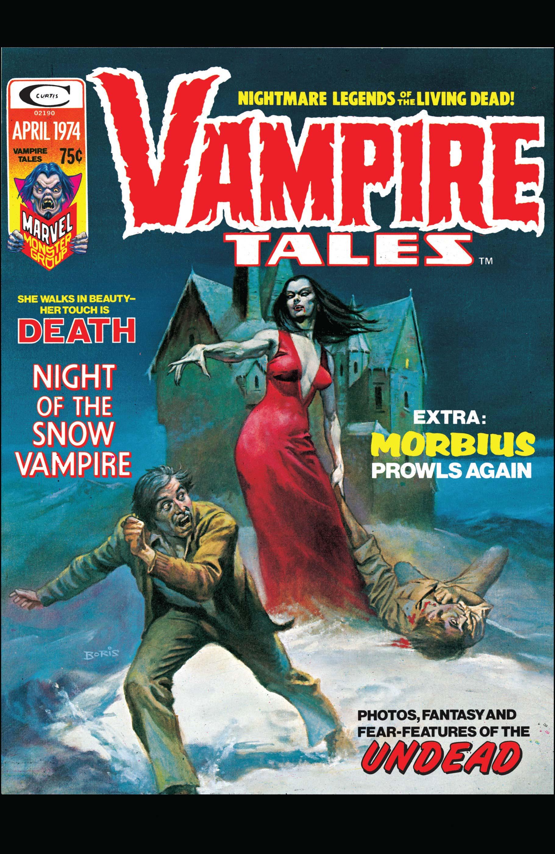 Vampire Tales (1973) #4
