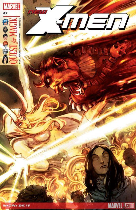 New X-Men (2004) #37
