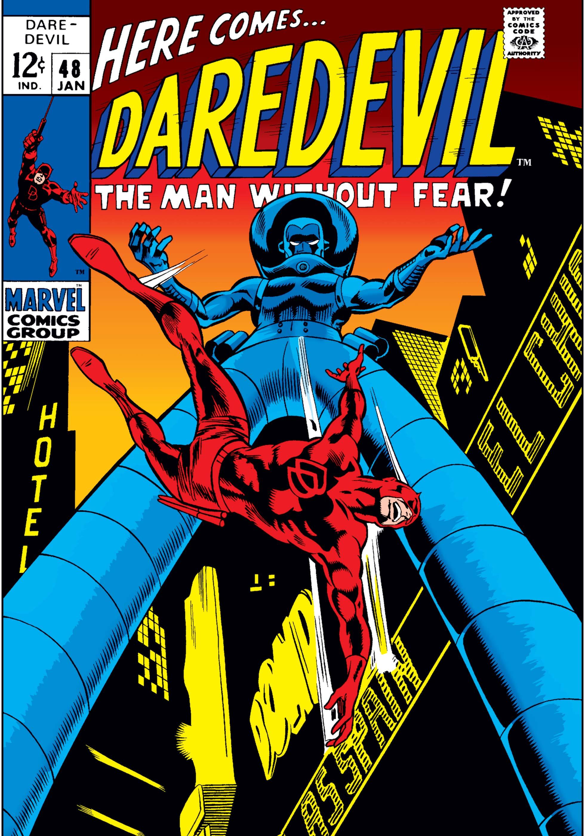 Daredevil (1964) #48