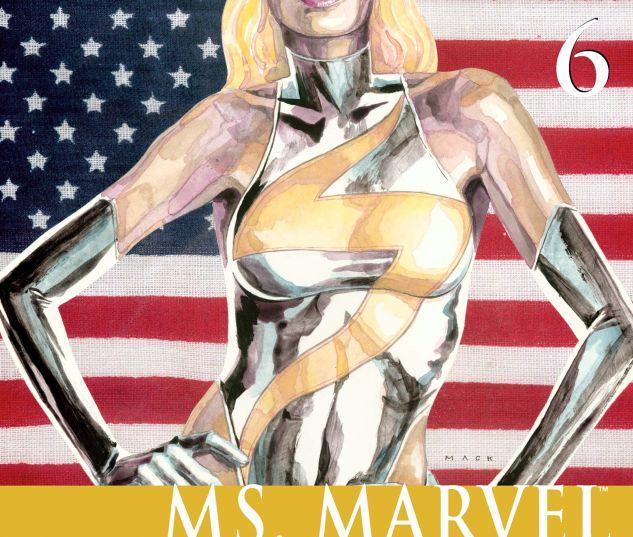 Ms. Marvel (2006) #6