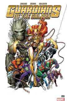 Guardians of the Galaxy (2015) #10