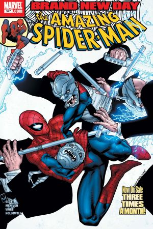 Amazing Spider-Man (1999) #547