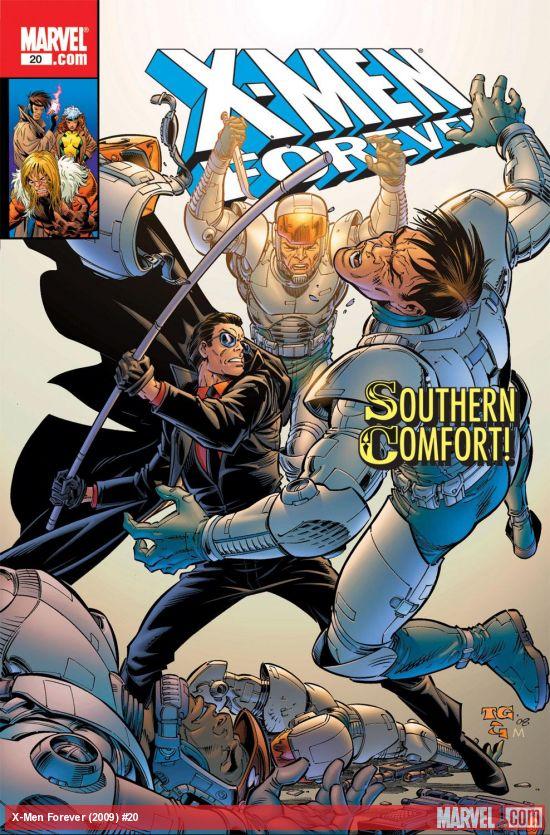 X-Men Forever (2009) #20