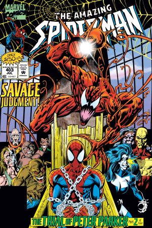 The Amazing Spider-Man #403