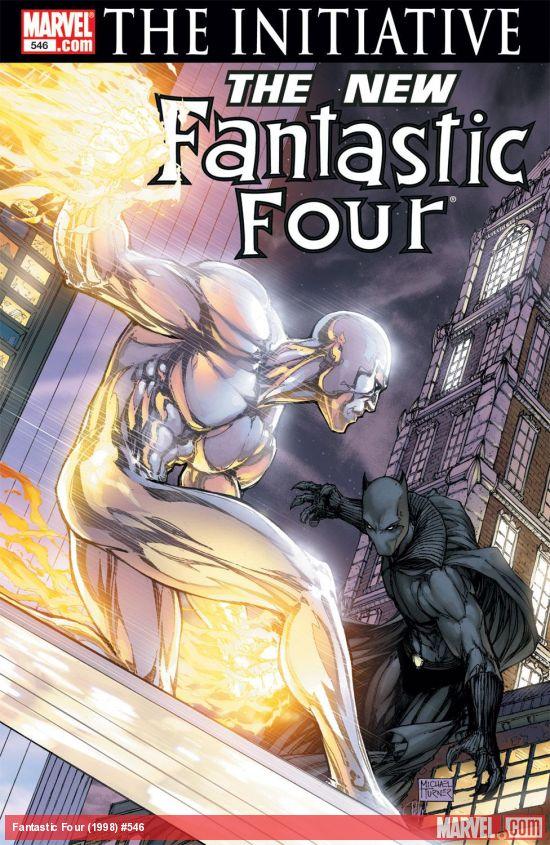 Fantastic Four (1998) #546