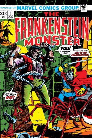 Frankenstein #6