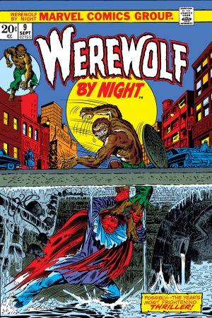 Werewolf By Night (1972) #9
