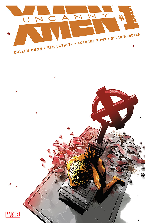 Uncanny X-Men Annual (2016) #1