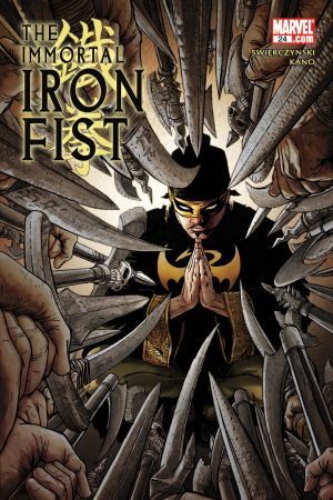 The Immortal Iron Fist #24