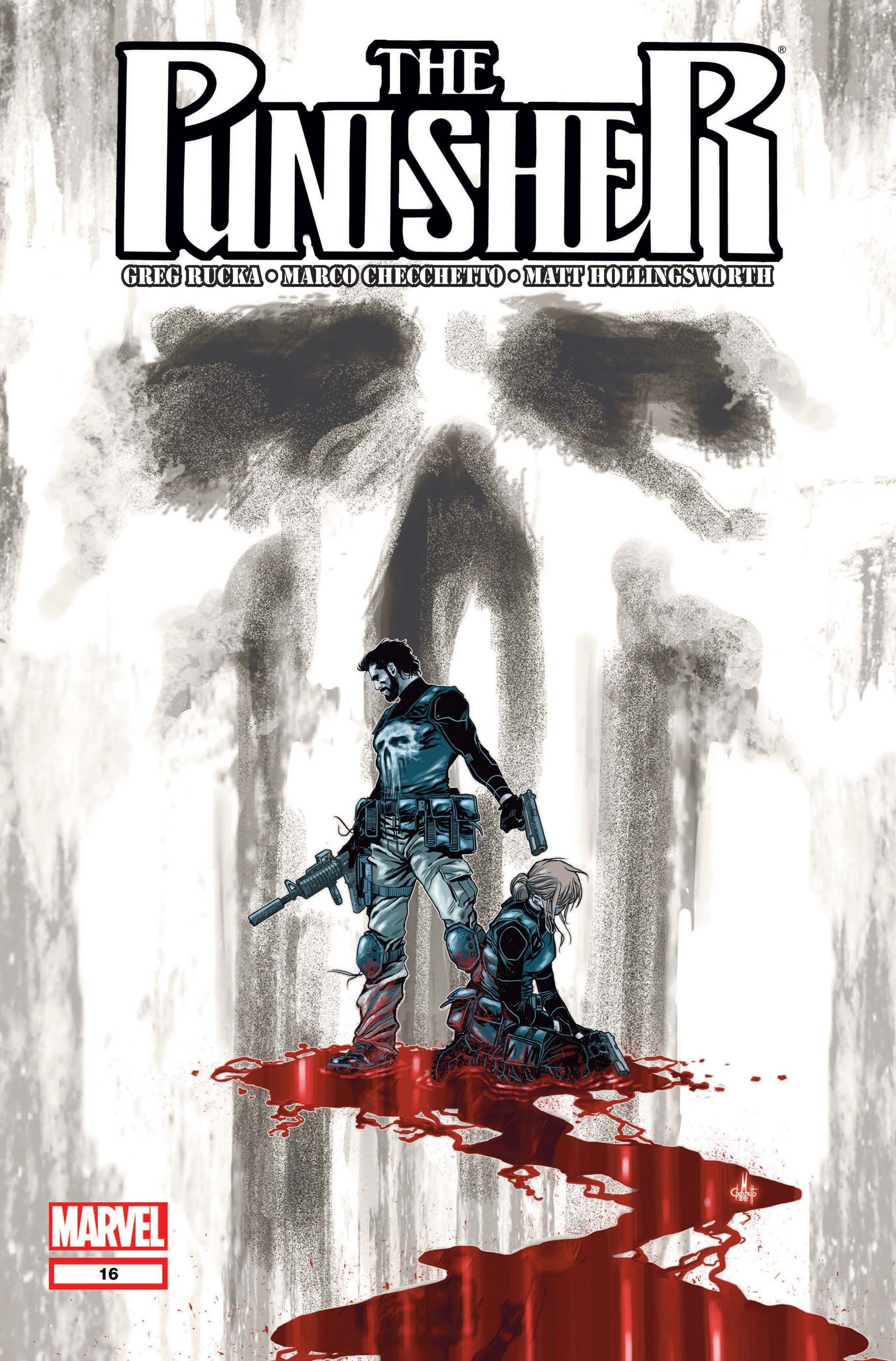 The Punisher (2011) #16